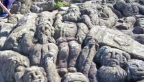 Rothéneuf rochers sculptés